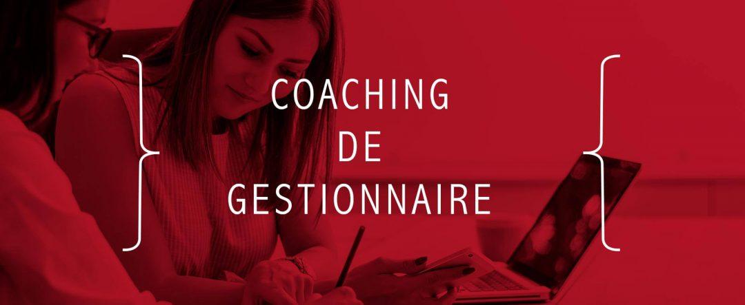Coaching de gestionnaire